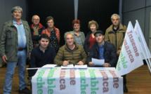 «Ajaccio ville solidaire» : la liste de large rassemblement d'Inseme a Manca