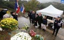 Ajaccio : l'hommage aux morts