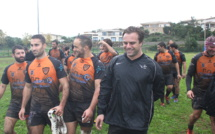 Rugby 1ere série : Isula XV s'impose face à Lérins