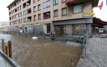 Violentes pluies à Ajaccio et dans sa région