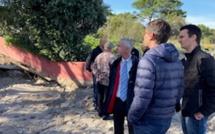 Les plagistes de Calvi s'exprimeront à l'issue de la réunion avec le préfet le 13 novembre