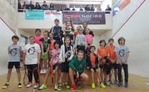 Championnats de Corse de squash U11 / U15 à l'Ile-Rousse
