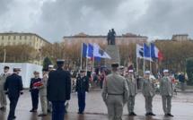 Les commémorations du 11 novembre à Bastia