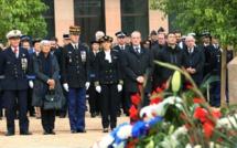 Les images des commémorations du 11 novembre à Ajaccio