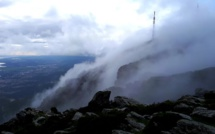Mauvais temps : de fortes précipitations mais aucun dégât sur l'Est de la Corse