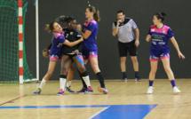 Handball : Le HAC remporte le derby féminin