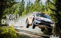 Pierre-Louis Loubet sacré champion du monde WRC2 après l'annulation du Rallye d'Australie