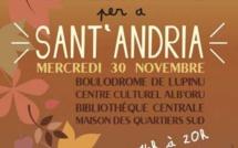 Aprite è Spartite in Bastia pè a Sant'Andria