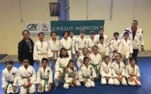 De bons résultats pour les jeunes judokas du Pôle Espoir Corse