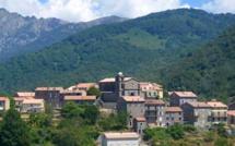 Cozzano, l'exemple corse d'un smart village.