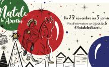 Ajaccio : les festivités de Noël du centre-ville commencent le 29 novembre