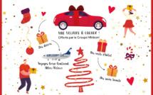 Inseme : Une tombola de Noël pour la bonne cause