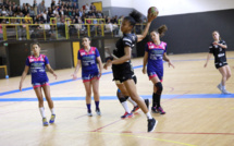 Handball féminin : Le HAC Ajaccio gagnant face à Aix
