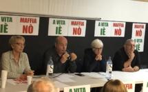 "Maffia Nò, a Vita Iè "" à Sainte-Lucie de Porto-Vecchio :""nos mafias sont nos clans"""