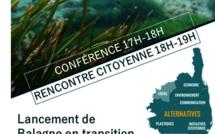 """Lancement ce samedi au Clos Colombu à  Lumiu de """"Balagne en transition"""""""