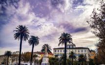 La météo du vendredi 29 Novembre 2019 en Corse