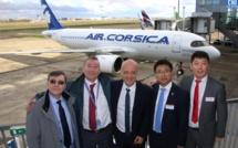 VIDÉO - Air Corsica, première compagnie à acquérir deux A320 neo