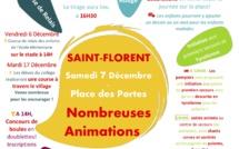 Découvrez le programme du Téléthon à Saint-Florent