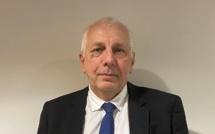 Saveriu Luciani, président de l'Office hydraulique de la Corse