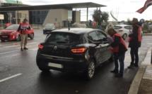 Réforme des retraites : Opération tractage de FO à Bastia