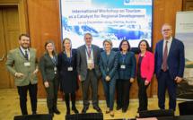 Croissance durable et inclusive du tourisme mondial : Nanette Maupertuis, voix de la Corse à Vienne