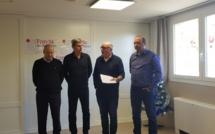 Les lauréats du fonds de dotation de la Mutuelle de la Corse récompensés à Corte