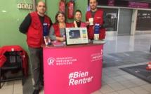 Opération « Bien rentrer » de la Prévention routière à Bastia