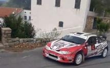 Rallye de Balagne : Kévin Fredenucci  et Carla Gaffayoli virent en tête