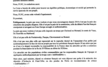 Attentats contre les villas Ferracci : le FLNC du 22 octobre revendique