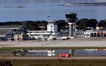 Aéroport d'Ajaccio : 200 000 mètres cubes d'eau évacués en 36 heures
