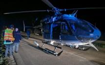 Un homme gravement blessé dans un accident de la route à Porto-Vecchio