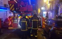 Ajaccio : c'était un feu de cheminée