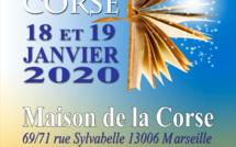 Marseille : Le salon du livre de la Maison de la Corse revient les 18 et 19 janvier