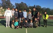 Tennis : vacances studieuses au RCPV