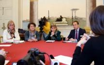 Tempête Fabien en Corse : un comité de suivi avant  une reconnaissance de l'état de catastrophe naturelle