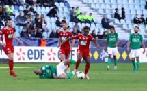"""Coupe de France : Le FCBB impuissant face aux """"verts"""" de Saint-Etienne  (0-3)"""