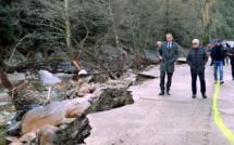 Le Prunelli sinistré par la tempête Fabien : vers des assises du réchauffement climatique