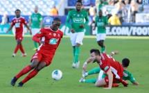 Le FC Bastia-Borgo tient le choc à Concarneau