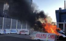 Le ton monte à Marseille... Les marins de la Méridionale bloquent les navires de Corsica Linea