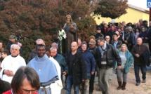 Saint-Antoine célébré par des milliers d'Ajacciens