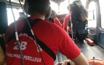Bastia : 5 heures d'efforts pour récupérer un quad coincé sur une piste de Poggio d'Oletta
