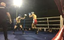 Kick boxing : Alex Vasta (KBC Lucciana) vainqueur par KO!
