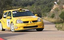 Rallye Portivechju Sud Corse : Jonathan Paccini mène le classement