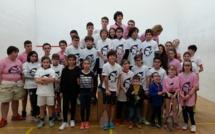 Les championnats de Corse U13, U17 de squash se sont déroulés à l'Ile-Rousse
