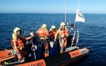 Exercice au large de Calvi pour les sauveteurs de la SNSM