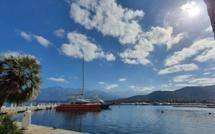 La météo du Lundi 17 février 2020 en Corse