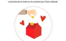 Inseme lance l'opération «E Case Rosse»: 1 mois pour soutenir les familles hébergées sur le continent
