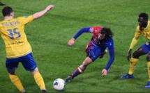 Le GFCA battu par Dunkerque (0-2) s'enfonce