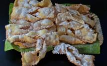 A table : La recette des beignets de carnaval