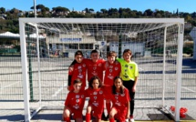 Futsal : Les petits Furianinchi vainqueurs du tournoi de Cagnes-sur-Mer